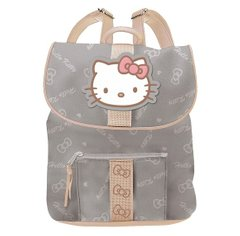 Рюкзак Hello Kitty Sanrio серый 171140