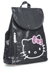 Рюкзак Hello Kitty Sanrio черный 870994