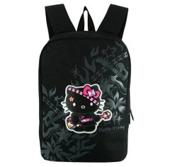 Рюкзак Hello Kitty Rock Sanrio черный 132616